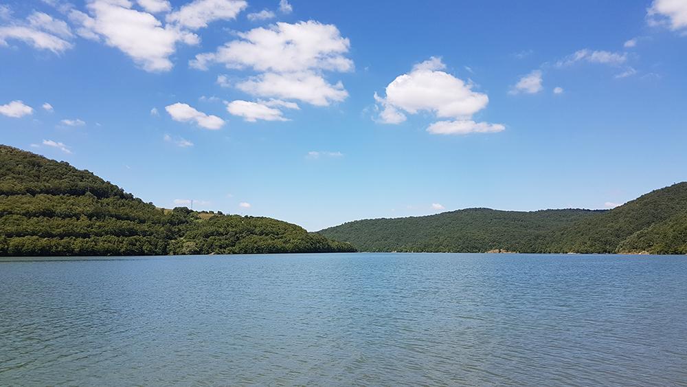 Badovci Lake