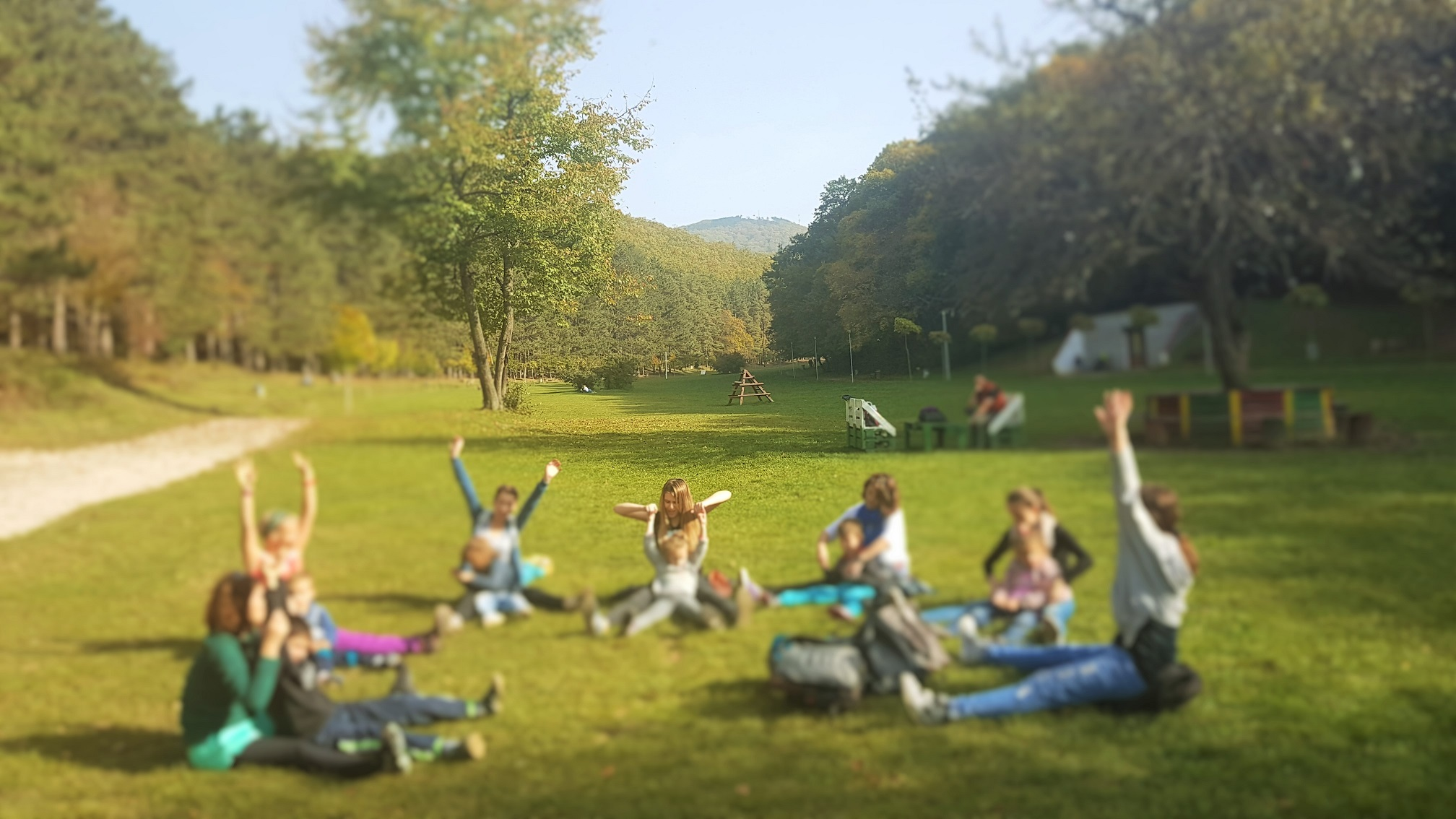 Nature Therapy: An Exciting Partnership with Kosovo's National Autism Association