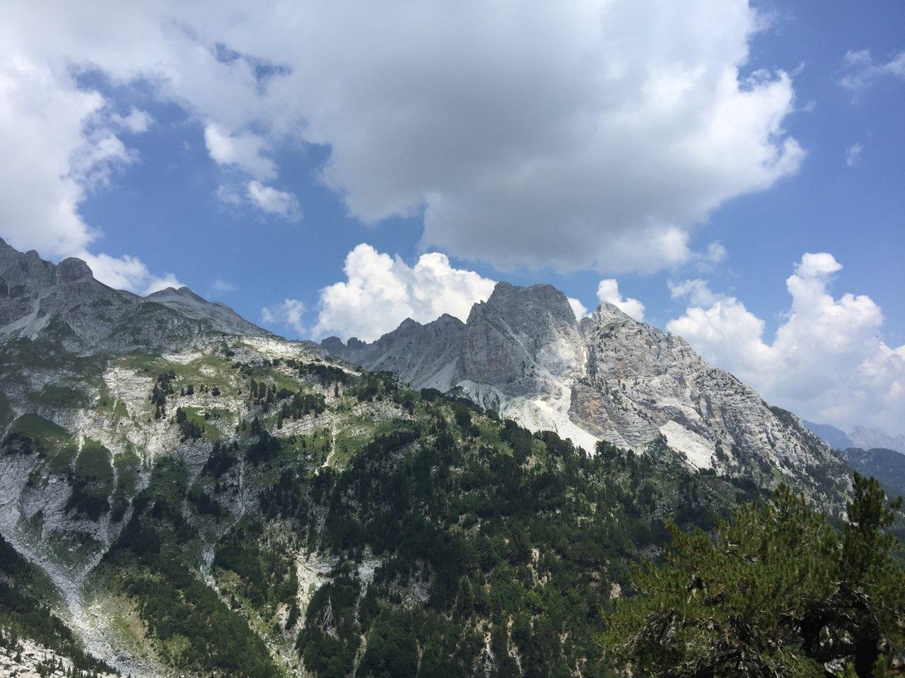 Kobilica Peak, Sharr Mountain