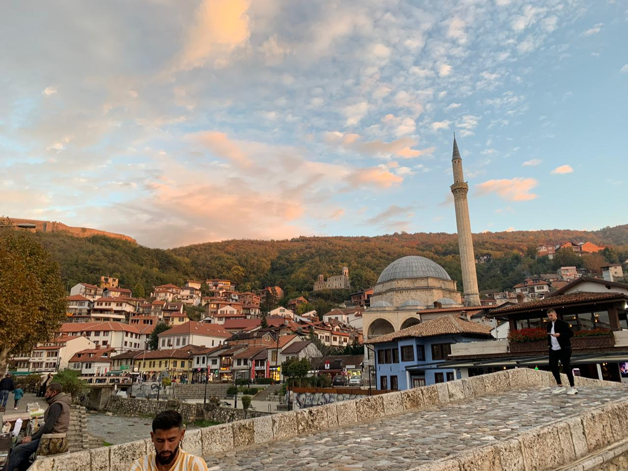 Unforgettable days in intact Kosovo